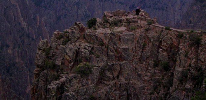 Black Canyon NP Pulpit Rock