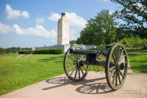 Gettysburg NMP Eternal Light Memorial
