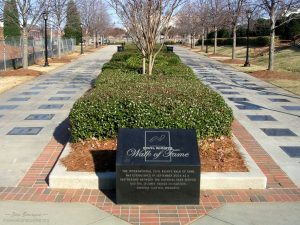 Martin Luther King, Jr. NHS Civil Rights Walk of Fame