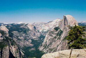 Yosemite NP Glacier Point